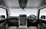 99 Ineos Grenadier interior preview 2021 main