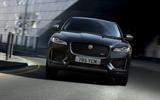 Jaguar F-Pace 300 Sport 2019 press - front
