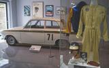 Jim Clark Museum preview day - Lotus Cortina