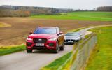 Jaguar Land Rover Cross Country - lead