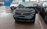 2020 Kia Sorento facelift - front