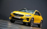 Kia Xceed 2019 official reveal - hero front