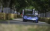 99 Lamborghini Huracan STO Goodwood front