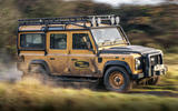99 Land Rover Classic Defender Trophy 2021 official images 1