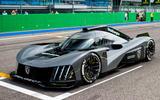 99 Le Mans prototype Peugeot