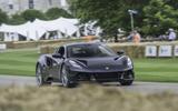 99 Lotus Emira 2021 Goodwood front