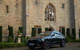 Maserati Levante GranSport V6 2018 first drive - static front