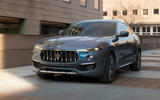 99 Maserati Levante Hybrid 2021 official images hero front