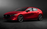 Mazda 3 2018 official reveal - front angle