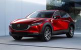 Mazda CX-30 2019 Geneva motor show reveal - hero front