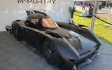 99 McMurtry fan car 2021 Goodwood front