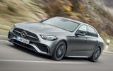 99 Mercedes Benz C Class 2021 official images tracking front