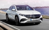 99 Mercedes Benz EQA official images hero front