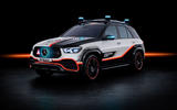 Mercedes-Benz ESF 2019 concept - official press images - hero front