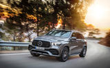 Mercedes-AMG GLE 53 official press reveal - hero front