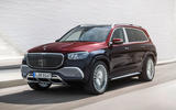 Mercedes-Maybach GLS 600 official press images - hero front