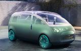 2020 Mini Urbanaut concept - hero front