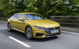 Nearly-new buying guide: VW Arteon - front