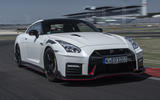 Nissan GT-R Nismo 2020 official reveal - hero front