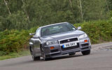 Nissan Skyline GT-R R34 used buying guide - front