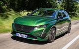 99 Peugeot 308 hatch 2021 FD hero front