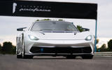 Pininfarina Battista customer preview event - hero front