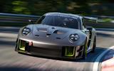 99 Porsche 911 GT2RSMR 25 official images lead