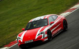 99 Porsche Autocar EV record breakers 2021 lead
