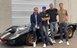 99 Radford revived Jensen button Ford GT40