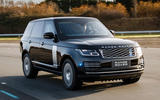 Land Rover Range Rover Sentinel official press images - hero front