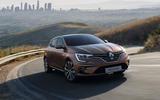 Renault megane 2020 refresh - hero front
