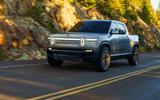 Rivian R1T electric pick-up reveal - hero front