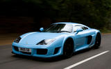 Road test rewind: Noble M600 - tracking front