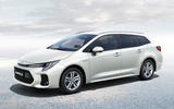 Suzuki Swace official press images - static