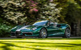 99 Touring Superleggera Arese RH95 official reveal tracking front