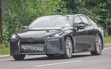 2020 Toyota Mirai prototype