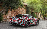 Toyota Supra 2019 prototype first drive review static hero