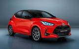 Toyota Yaris 2019 refresh