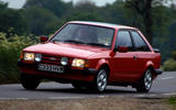 99 used buying guide Ford Escort XR3i lead
