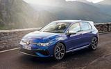 Volkswagen Golf R 2020 official reveal - hero static