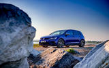 Volkswagen Golf R Performance Pack 2018 review static front