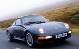 1997 993 Porsche 911