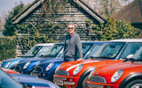 997  Y reg minis collection