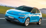 Hyundai Kona Electric MY2020 official - tracking front