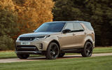 Land Rover Discovery MY2021 official images - tracking front