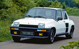 Renault 5 Turbo 2 1980 - tracking front