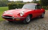 9 Jaguar E type