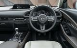 9 Mazda CX 30 Skyactiv X dash