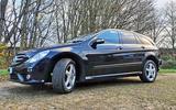 9 Mercedes R class