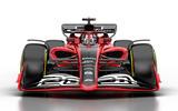 F1 2021 car design